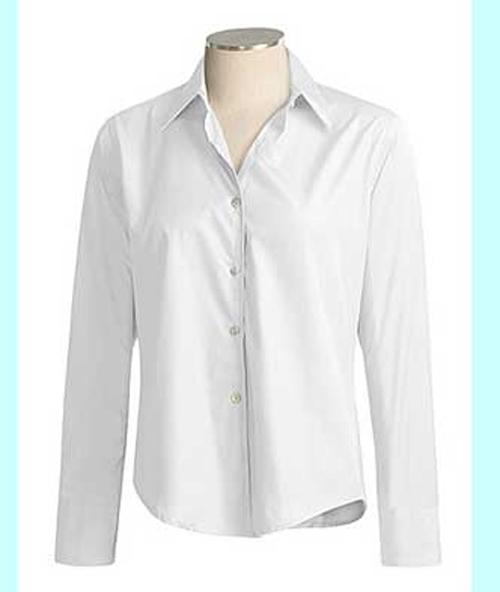 纯棉高级职业衬衫定做