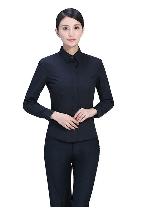 纯棉长袖衬衫订制