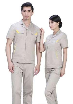 单位保洁员的工作服是什么样子?要不要做?