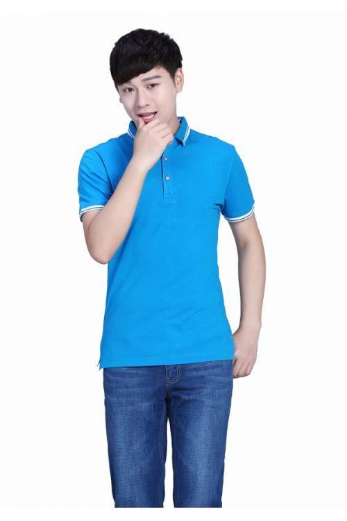 企业周年庆定制T恤衫设计 时尚点的款式在哪里定制?