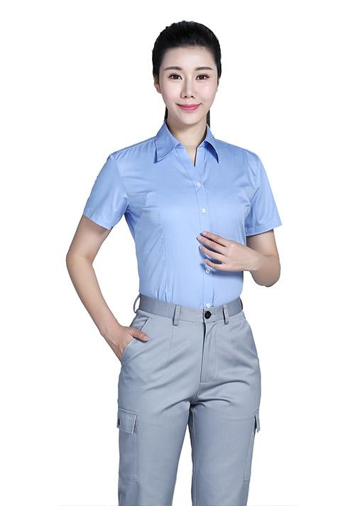 订制衬衫的面料以及领型有哪些?